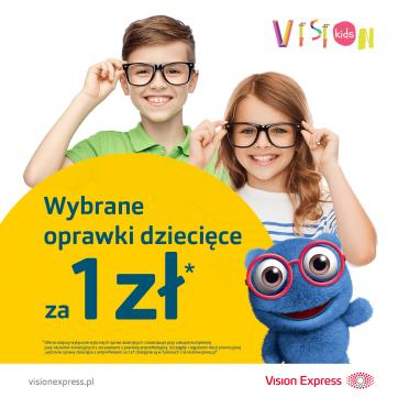 Dzień Dziecka w Vision Express!