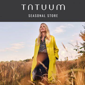 TATUUM Seasonal Store już otwarty!
